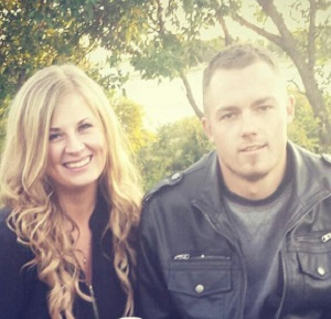 Brandon and Danielle Cyr